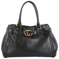 Gucci GG Running Tote Leather Medium