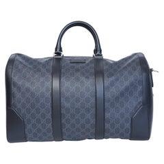 Gucci GG Supreme Boston Carry-On Duffle