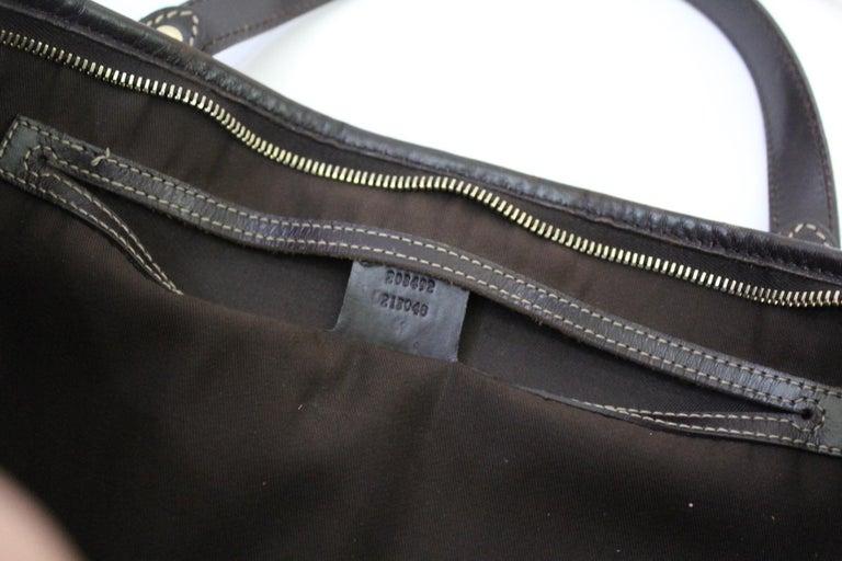 Gucci GG Supreme Canvas Crossbody/Shoulder Bag For Sale 1