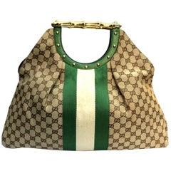 Gucci GG Supreme Canvas Handle Bag