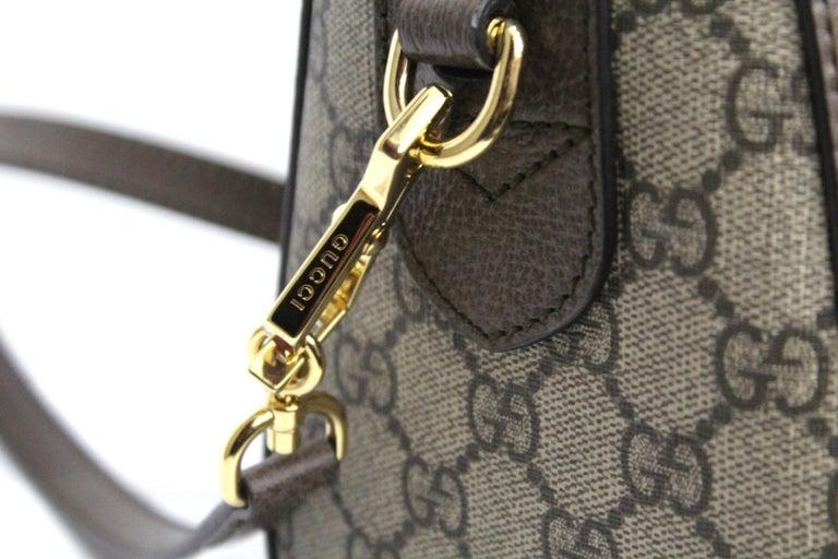 Women's Gucci GG Supreme Canvas Ophidia Bag