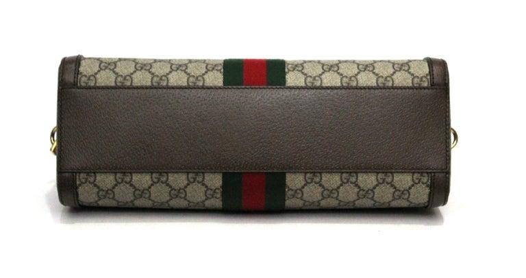 Gucci GG Supreme Canvas Ophidia Bag 1