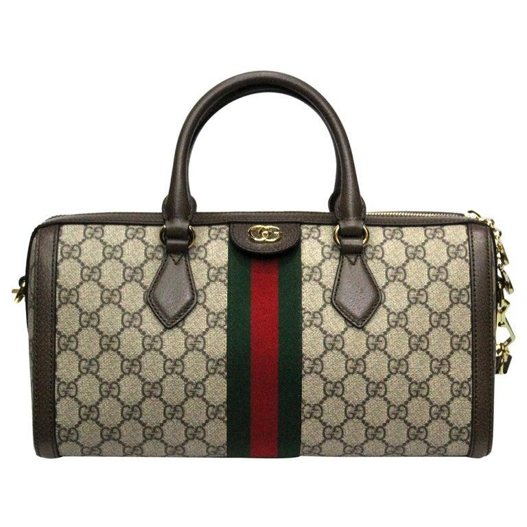 Gucci GG Supreme Canvas Ophidia Bag