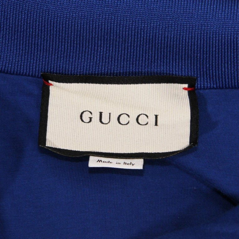 """Gucci """"GG"""" Track Jacket Circa 2018 In Good Condition For Sale In Los Angeles, CA"""