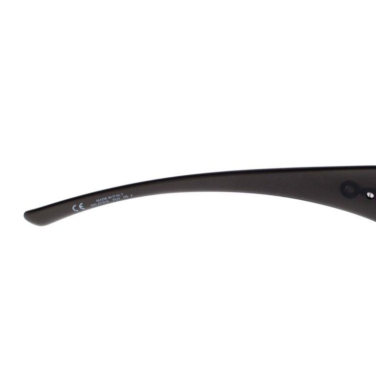 Women's Gucci Grey GG 2711/S Horsebit Shield Sunglasses For Sale