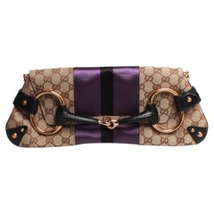 Gucci Horsebit Clutch