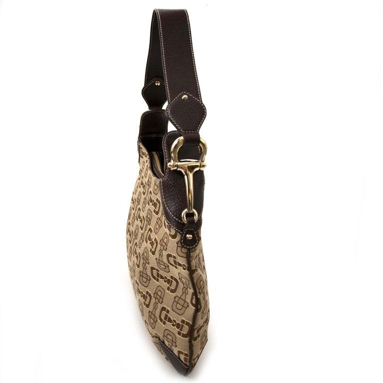 Women's Gucci Horsebit Print Bag