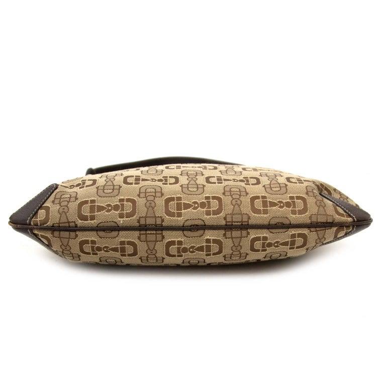 Gucci Horsebit Print Bag 1