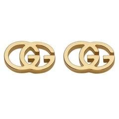 Gucci Icon GG Tissue Stud Earrings YBD094074002