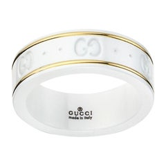 Gucci Icon Ring in Yellow Gold YBC325964001