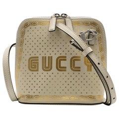 Gucci Ivory Small Guccify Crossbody Bag 19cm