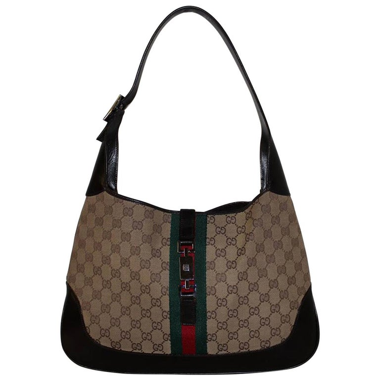 "Gucci ""Jackie"" Bag For Sale"