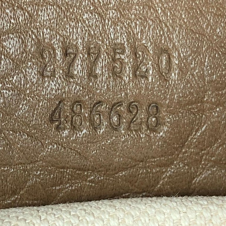 Gucci Jackie O Bag Flora Canvas Small For Sale 2