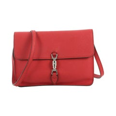 Gucci Jackie Soft Convertible Clutch Leather Mini