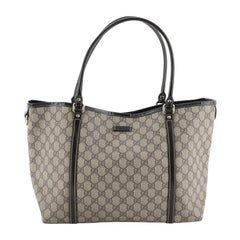 Gucci Joy Tote GG Coated Canvas Medium