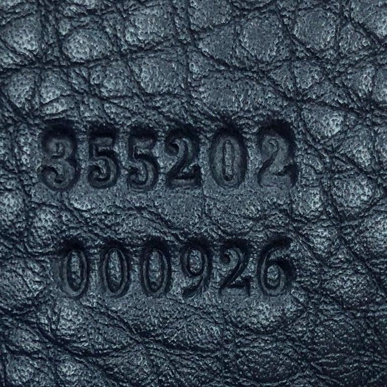 Gucci Kid's Soho Disco Crossbody Bag Leather Mini For Sale 2