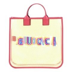 Gucci Kid's Tote Printed GG Vinyl