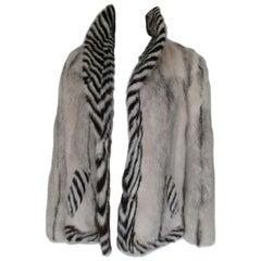 Gucci Kohinoor Mink Fur Jacket