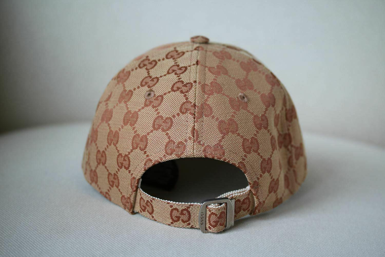 8c6637f66f9c69 Gucci LA Angels GG Supreme Baseball Hat at 1stdibs