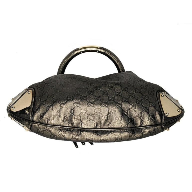 Women's Gucci Large Babouska Indy Bag Top Handle Hobo For Sale