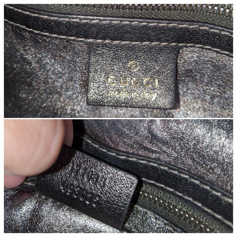 Gucci Large Babouska Indy Bag Top Handle Hobo For Sale 3