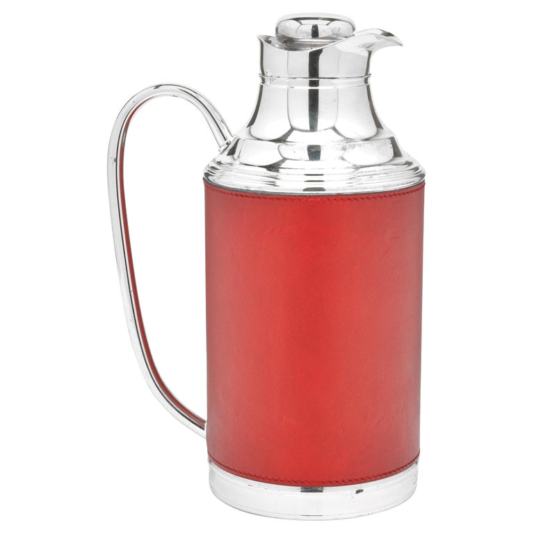 Gucci Leather Pitcher For Sale