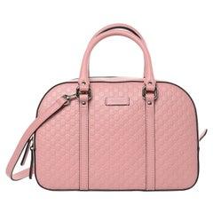 Gucci Microguccissima Small Crossbody Bag - Pink