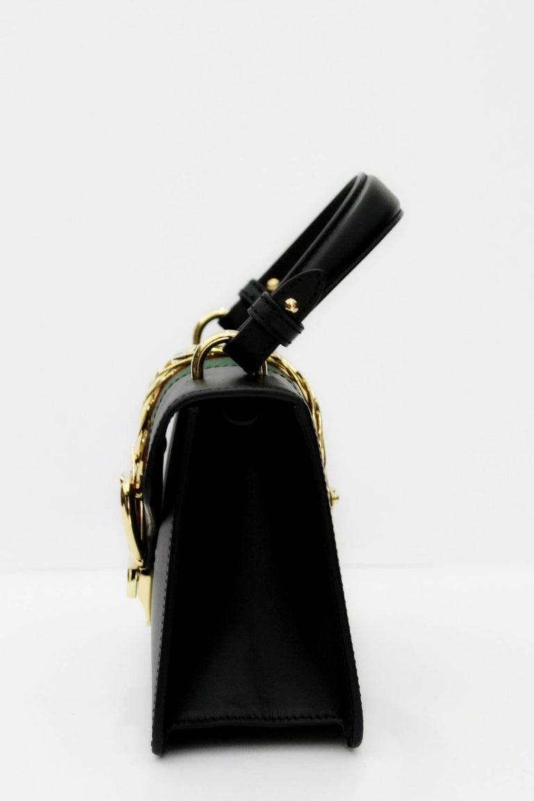 Gucci Mini Black Sylvie Bag 2018 For Sale 1