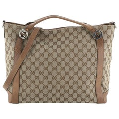 Gucci Miss GG Convertible Tote GG Canvas Medium