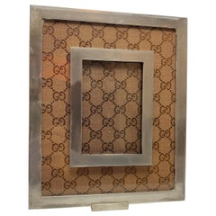 Gucci Monogram Picture Frame