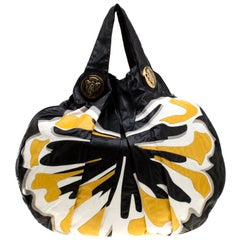 Gucci Multicolor Leather Large Hysteria Hobo