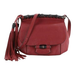 Gucci Nouveau Crossbody Bag Leather Medium