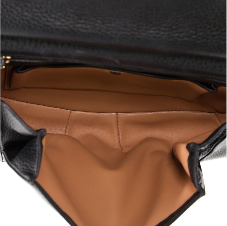 9ff93358e Gucci Nouveau Fringe Crossbody Bag Leather Medium For Sale 3