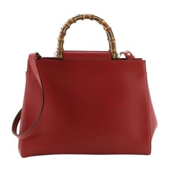 Gucci  Nymphaea Tote Leather Medium