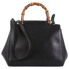 Gucci Nymphaea Tote Leather Small