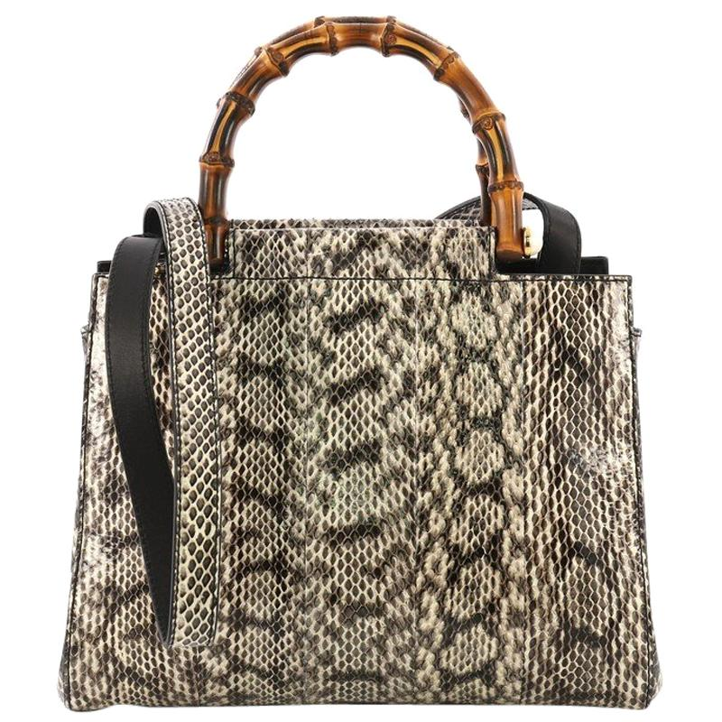 bec23214f1b8 Gucci Bamboo Bags - 340 For Sale on 1stdibs