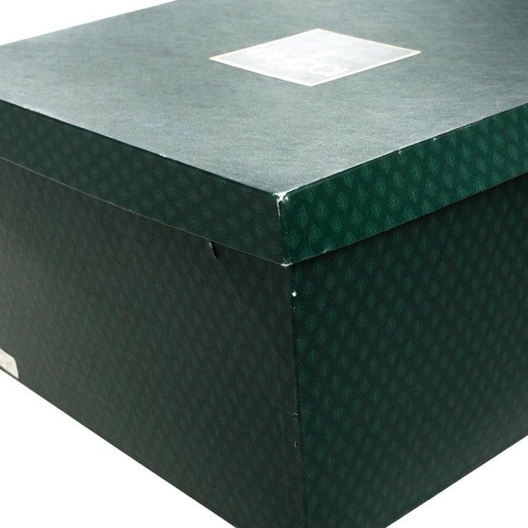 Gucci Olive Green Leather Vintage Horsebit Doctor's Bag 1