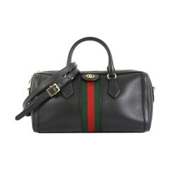 Gucci Ophidia Boston Bag Leather Medium