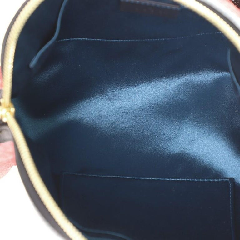 Gucci Ophidia Dome Shoulder Bag Suede Small For Sale 1