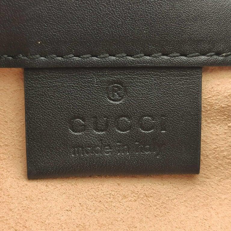 GUCCI Ophidia Shoulder bag in Red Velvet 1