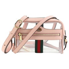 Gucci Ophidia Shoulder Bag PVC Mini