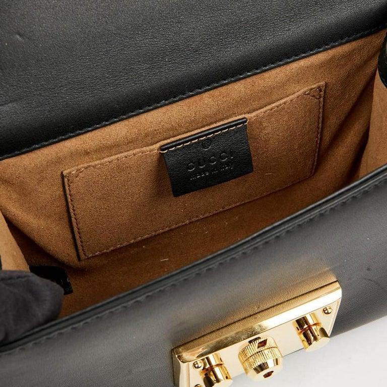 GUCCI Padlock Bag For Sale 4