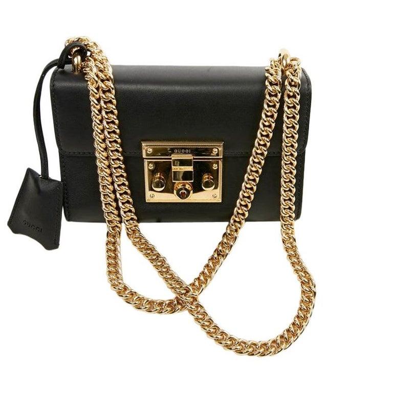 GUCCI Padlock Bag For Sale