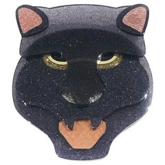 Gucci Panther Brooch SS2019