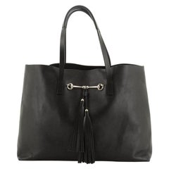 Gucci Park Avenue Tote Leather Large