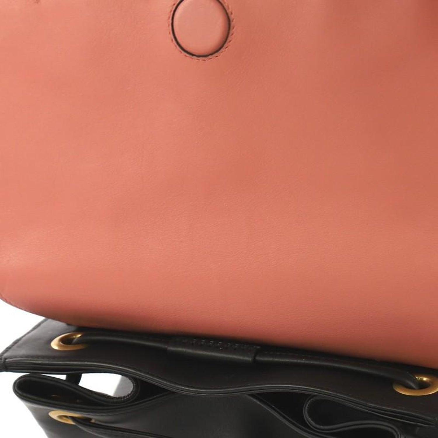 fea51d7891c Gucci Pearly Peony Backpack Leather Medium For Sale at 1stdibs