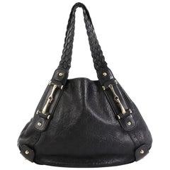 Gucci Pelham Shoulder Bag Guccissima Leather Medium