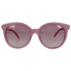 Gucci Pink Acetate Sunglasses GG3674 S 53/19 with Case