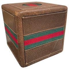 Gucci Poker Cube, 1970s