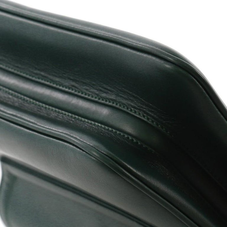 3ee4560a9 Gucci Rajah Chain Shoulder Bag Leather Medium For Sale 4